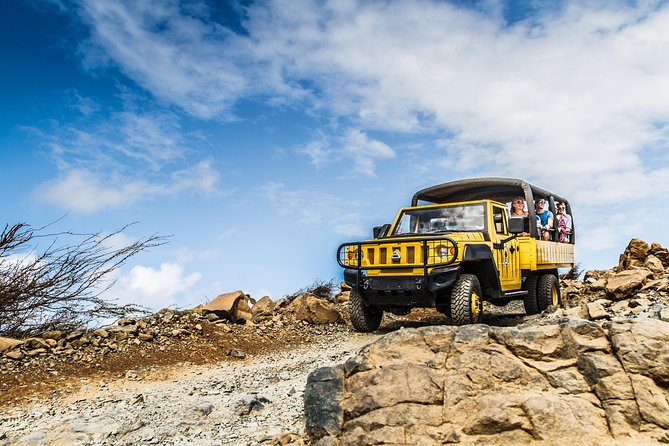 Jeep safari (with a child): is it worth going?