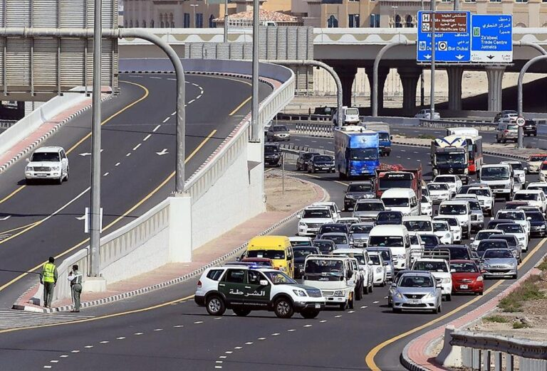 Seven Tips for Safe Driving in Dubai