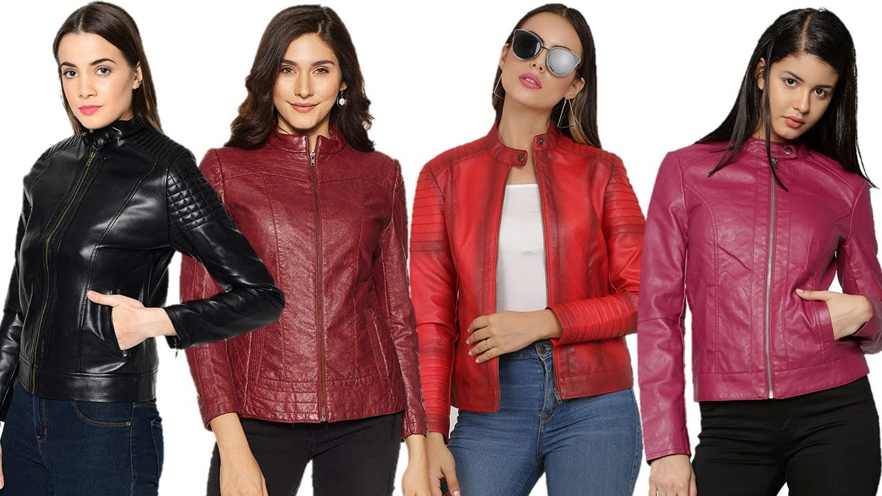 7 Popular Leather Jackets Brands For Men & Women